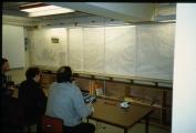 <h5>Test af den nye indretning i 1994.</h5><p>Kommandorummet.</p>