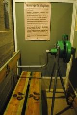 <h5>Stützpunkt Nord i Frederikshavn.</h5><p>Beskyttelsesrums display.</p>