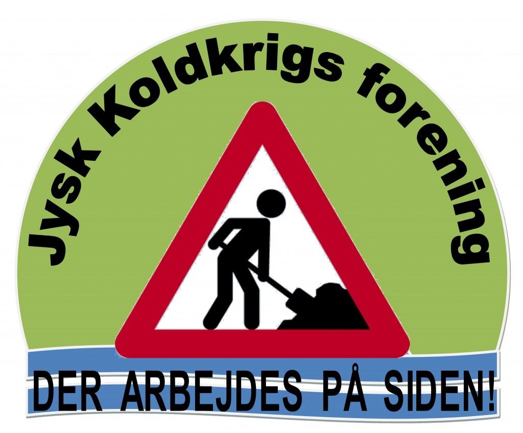 Jysk Koldkrigs forening logo (der arbejdes på siden)