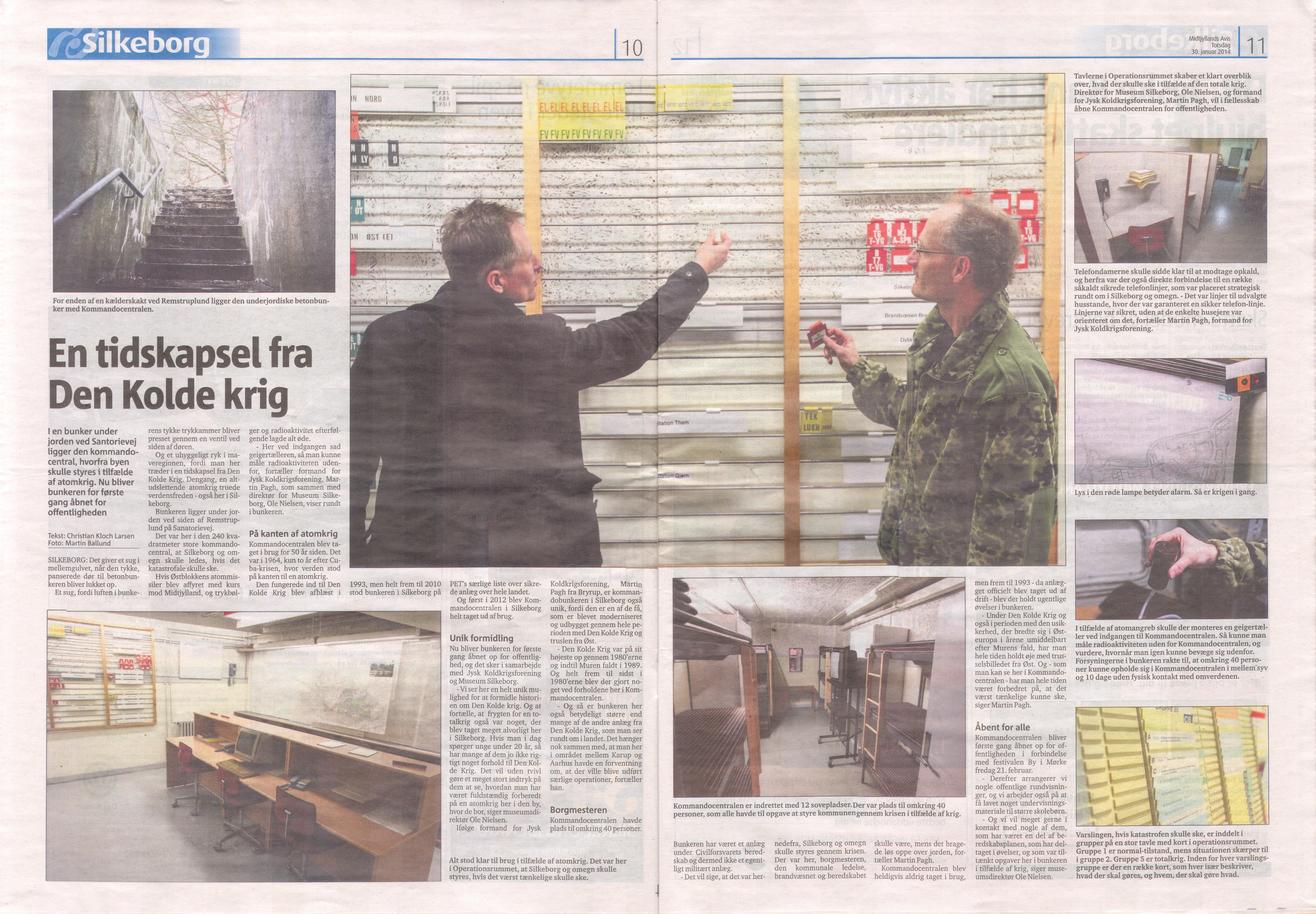 Midtjyllands avis d. 30-01-2014